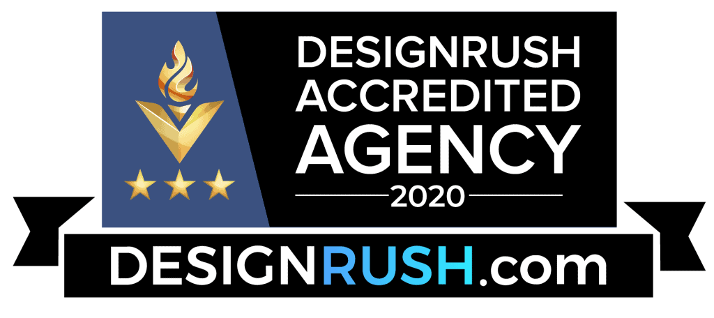 MDMS, Managed Digital Media Services Inc. is Design Rush Accredited - 2020